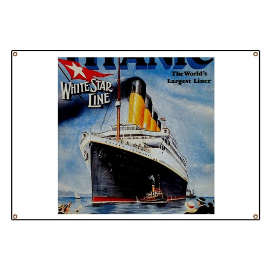 Vintage Titanic Travel