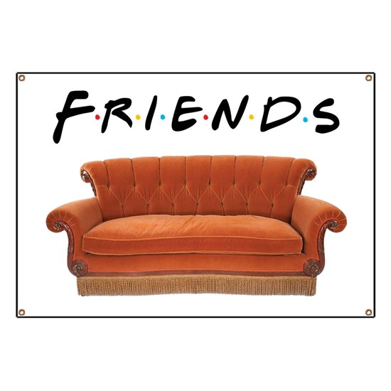 Friends Couch