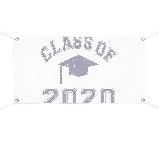 Graduation Banner 2020.Class Of 2020 Graduation Banner