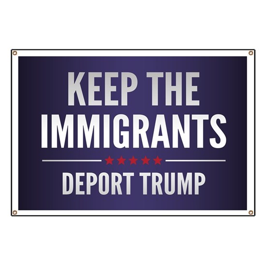 Keep The Immigrants