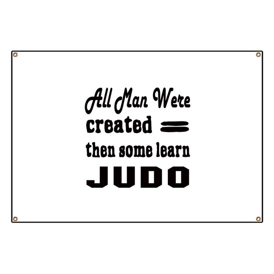 Some Learn Judo