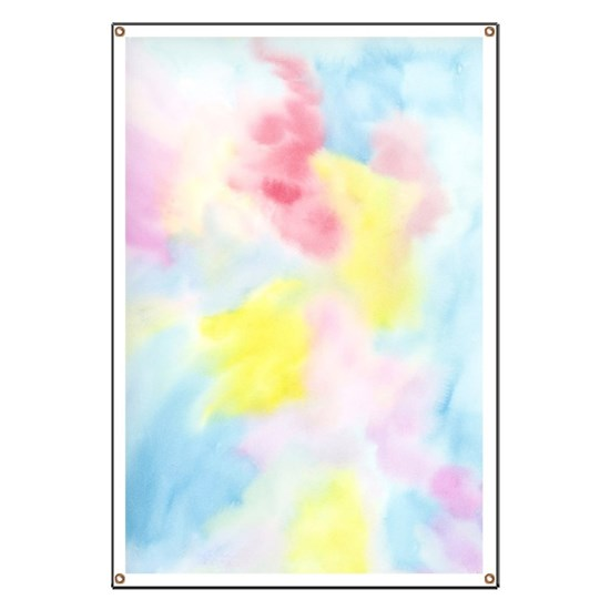 Watercolor Soft Pastel Pattern
