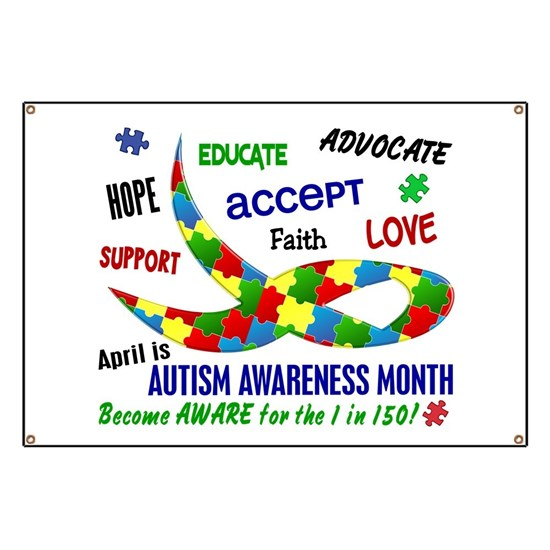 -Autism Awareness Month