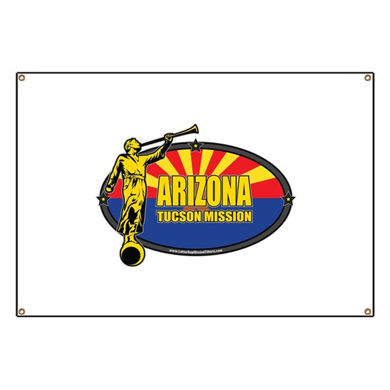 Arizona Tucson Mission - Arizona Flag - LDS Missio