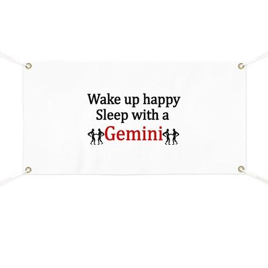 Sleep with a Gemini