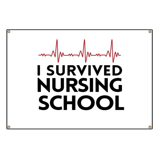 I survived nursing school