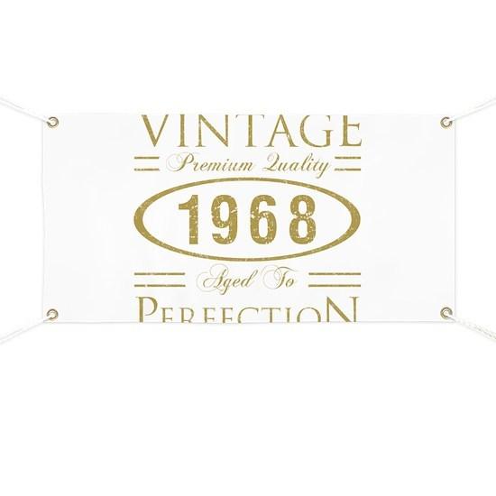 Vintage 1968 Premium