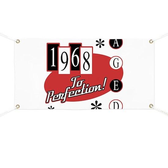 1968 Birth Year Retro