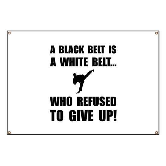 Black Belt Refusal