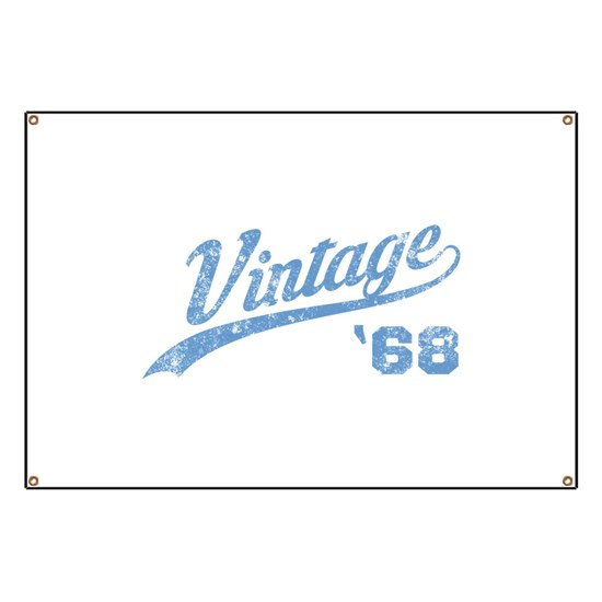 1968 Vintage Birthday