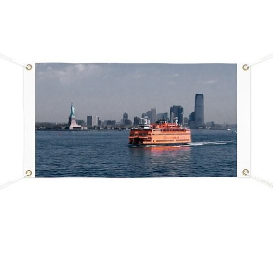 (6) Staten Island Ferry