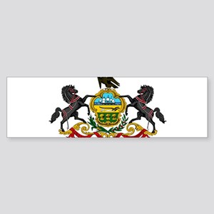 COA of Pennsylvania Sticker (Bumper 10 pk)
