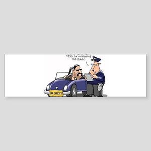 28cddc13 Funny Police Bumper Stickers - CafePress