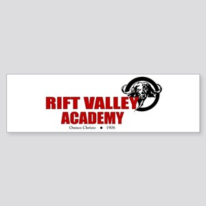 Rift Valley Banner Bumper Sticker (10 pk)
