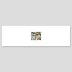 Lighten Up Bumper Sticker (10 pk)