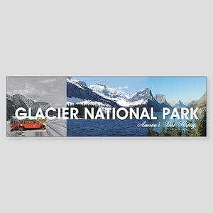 ABH Glacier National Park Sticker (Bumper 10 pk)