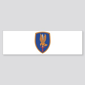 1st Aviation Brigade Sticker (Bumper 10 pk)