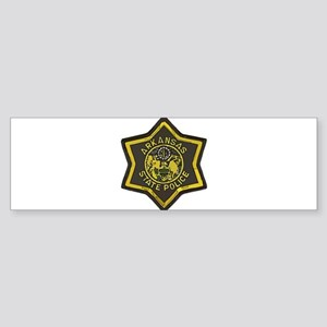 Arkansas SP patch Sticker (Bumper 10 pk)