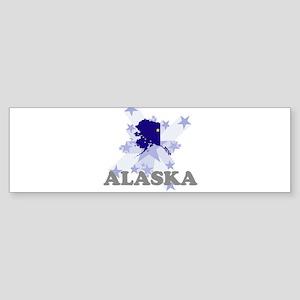 All Star Alaska Bumper Sticker (10 pk)