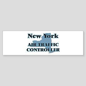 New York Air Traffic Controller Bumper Sticker