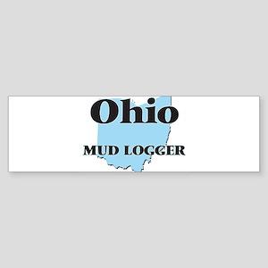Ohio Mud Logger Bumper Sticker
