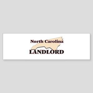 North Carolina Landlord Bumper Sticker