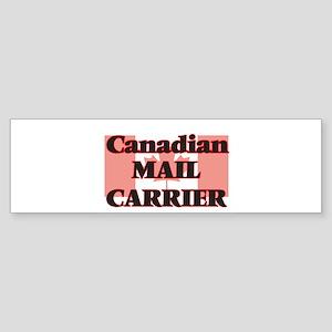 Canadian Mail Carrier Bumper Sticker