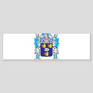 Ferguson Coat of Arms - Family Crest Bumper Sticke