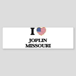 I love Joplin Missouri Bumper Sticker