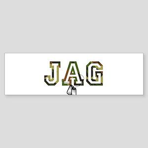 jag Bumper Sticker (10 pk)