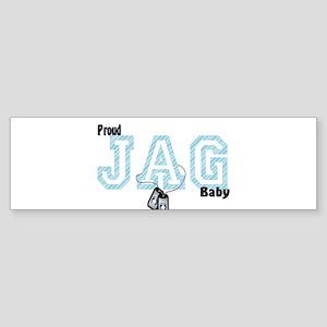 jag brat Bumper Sticker (10 pk)