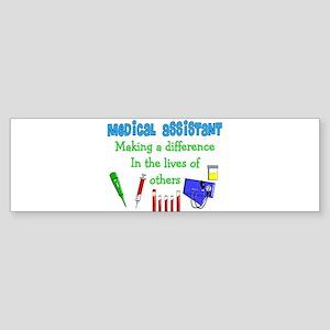 Medical Assistant Sticker (Bumper 10 pk)
