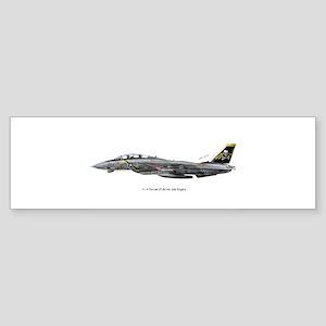 vf8414x10_print Bumper Sticker