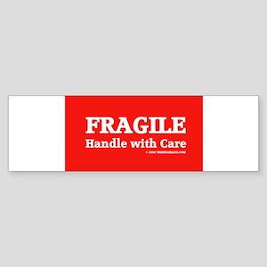 fragile Bumper Sticker