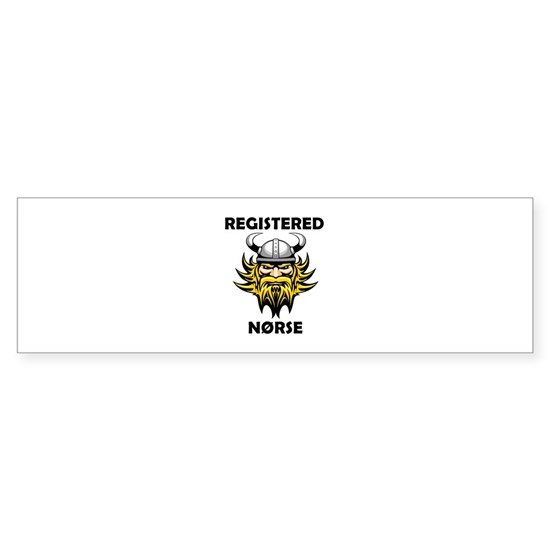 Registered Norse