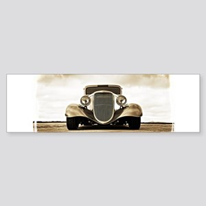 11933 Ford Coupe Bumper Sticker