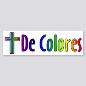 De Colores Sticker (Bumper 50 pk)