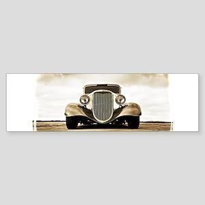 11933 Ford Coupe Bumper Sticker