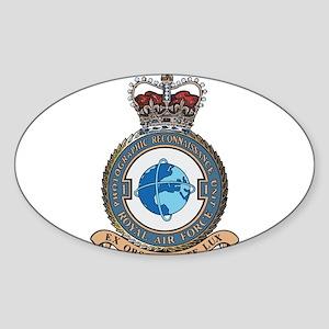 1 Photo Recon Unit RAF Sticker