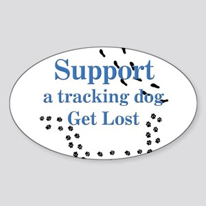 Tracking Rectangle Sticker