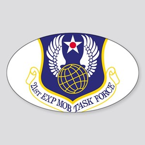 21st EMTF Sticker (Oval 10 pk)