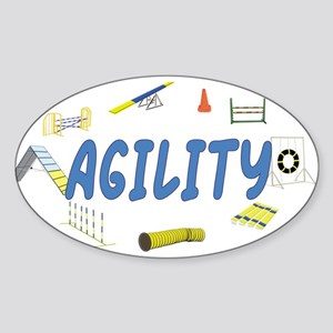 Agility Sticker
