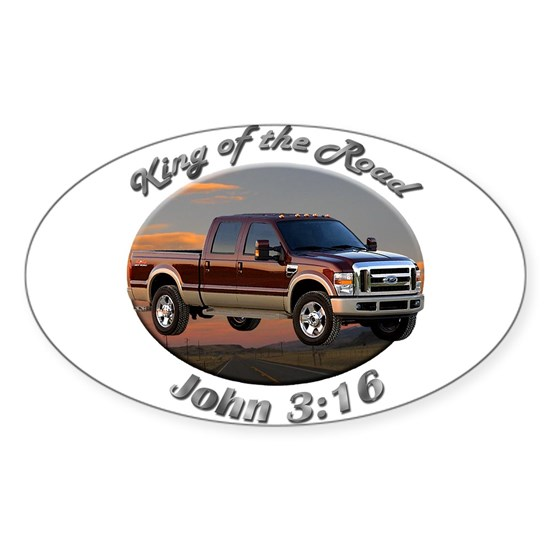 Ford F-250 Super Duty King Of The Road