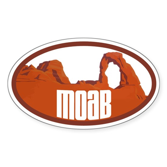 Moab Arches Oval Brown