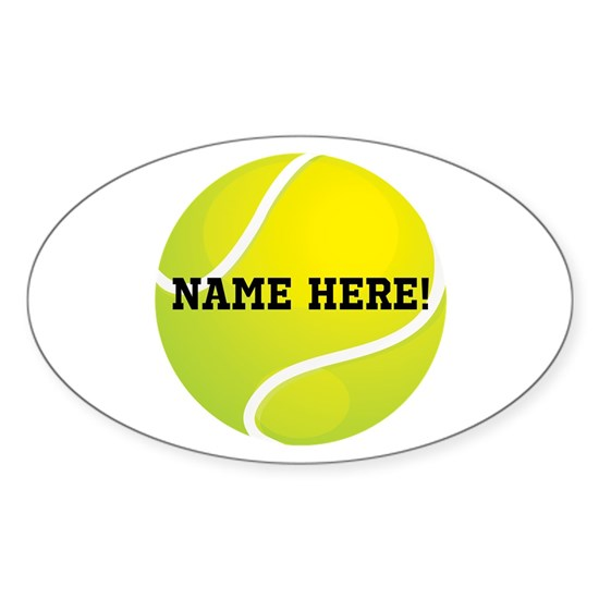 Personalized Tennis Ball