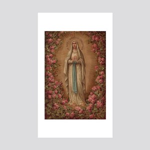 Our Lady Of Lourdes Sticker