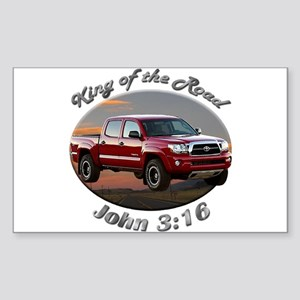 Toyota Tacoma Sticker (Rectangle 10 pk)