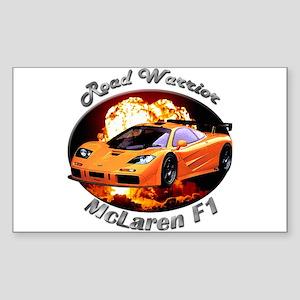 McLaren F1 Sticker (Rectangle 10 pk)