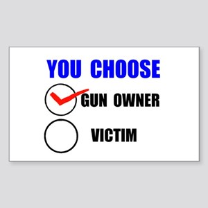 DON'T MESS WITH HIM ! - Rectangle Sticker 10 pk)