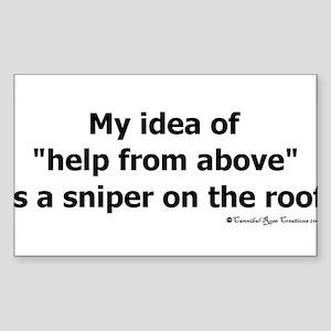 sniper.crc Sticker